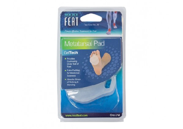 Neat Feet Gel Metatarsal Pad