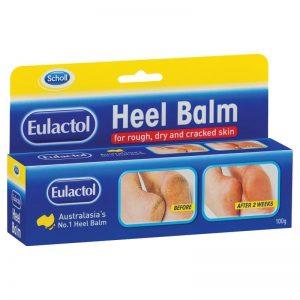 SchollEulactol Foot Heel Balm 200gm